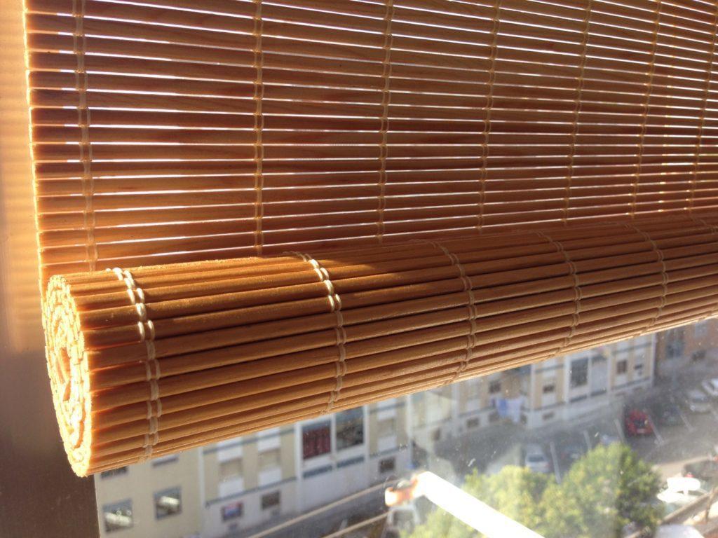 Estores de Palitos com a Estores Maravilha em Lisboa